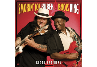 Bnois King - Blood Brothers - (CD)