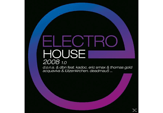 VARIOUS - Electro House 2008 - (CD)