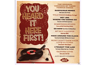 VARIOUS - You Heard It First! [CD]