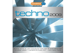 VARIOUS - Techno 2009 - (CD)