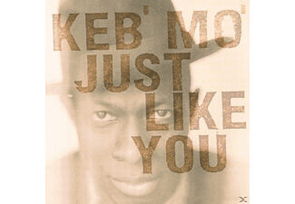 Keb' Mo' - Just Like You - (Vinyl)