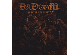 Dr. Doom, DR.DOOM - Everyone Is Guilty - (CD)
