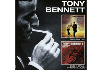 Tony Bennett - Sings For Two / String Of Arlen - (CD)