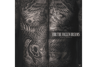 For The Fallen Dreams - Heavy Hearts - (LP + Bonus-CD)