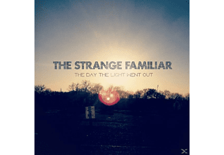 Strange Familiar - Chasing Shadows [CD]