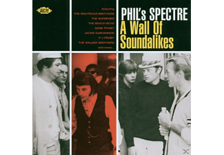 VARIOUS - Phil's Spectre-Wall Of Soundalikes - (CD)