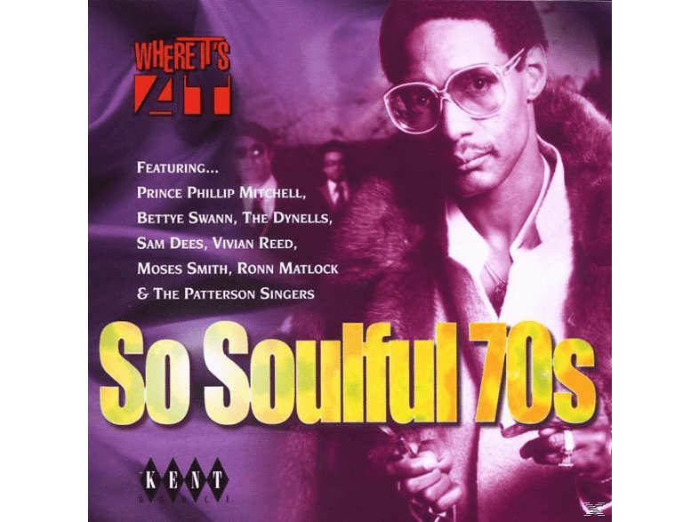VARIOUS - So Soulful 70s [CD]