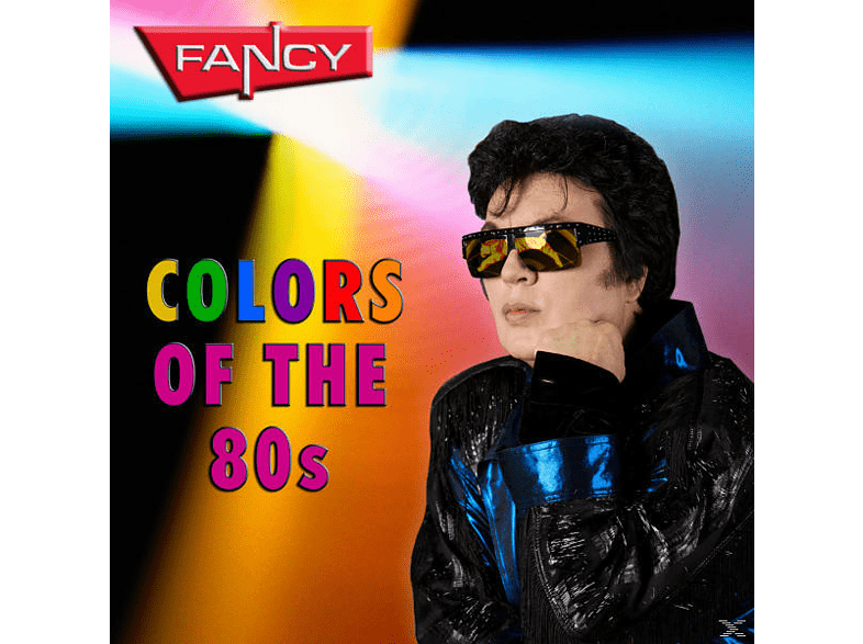 Fancy - Colors Of The 80s [CD]