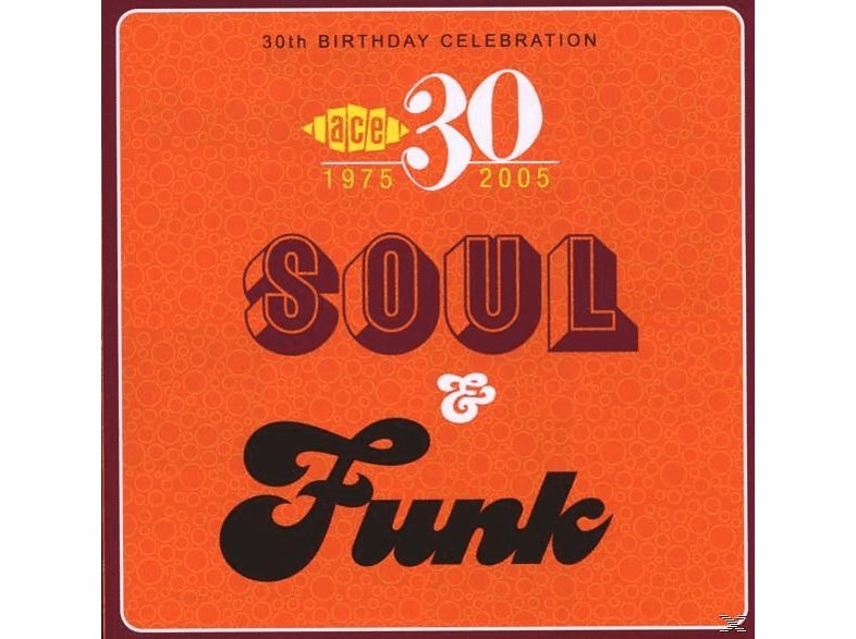 VARIOUS - Soul & Funk-Ace Birthday Sampler [CD]