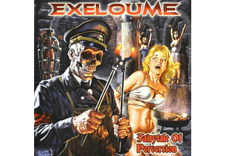 Exeloume - Fairytale Of Perversion - (CD)