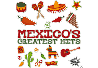 VARIOUS - Mexico S Greatest Hits - (CD)