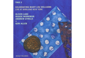 Geri Trio 3/allen - Celebrating Mary Lou Williams - (CD)