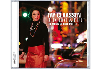 Fay Claassen - Red,Hot & Blue - (CD)