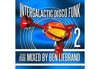 VARIOUS - Intergalactic Disco Funk 2-Mixed By Ben Liebrand - (CD)