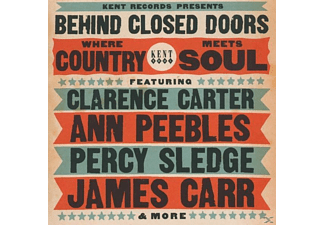 VARIOUS - Behind Closed Doors-Where Country Meets Soul - (CD)