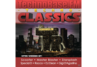VARIOUS - Technobase.Fm Technoclassics - (CD)