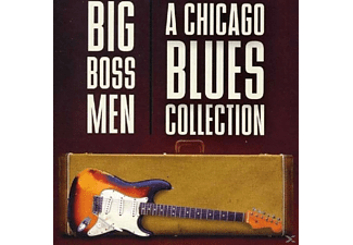 VARIOUS - Big Boss Men - (CD)