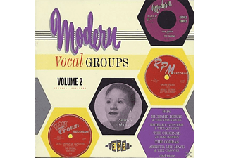 Modern Vocal Groups 2 - 1 CD - Sonstige