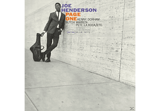 Joe Henderson - Page One-Ltd.Edt 180g Vinyl - (Vinyl)