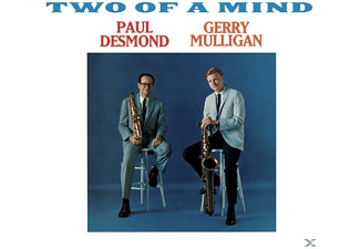 Paul Desmond, Gerry Mulligan - Two Of A Mind - (CD)