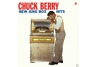 Chuck Berry - New Juke Box Hits+2 Bonus Tr - (Vinyl)