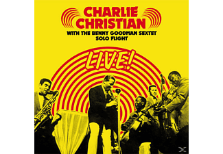 Charlie Christian - Live! Solo Flight (With The Be - (CD)