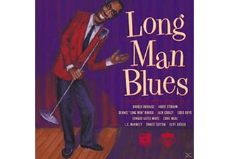 VARIOUS - Long Man Blues - (CD)