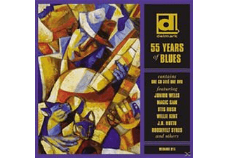 VARIOUS - Delmark 55 Years Of Blues - (CD)