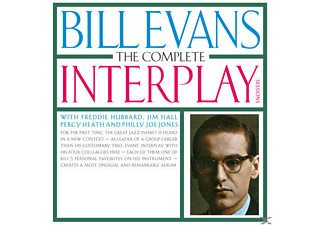 Bill Evans - The Complete Interplay Sessions - (CD)