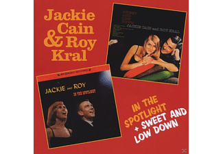 Jackie Cain, Roy Kral - In The Spotlight / Sweet & Low Down - (CD)