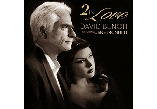 David Benoit, Jane Monheit - 2 in Love (CD)