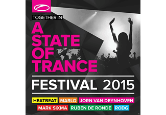 VARIOUS - A State Of Trance Festival 2015 [CD]