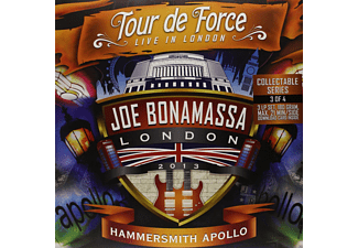 Joe Bonamassa - Tour De Force-Hammersmith Apollo - (Vinyl)