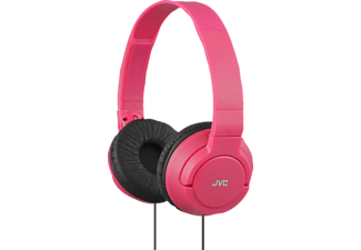 JVC Hoofdtelefoon On-ear (HA-S180-R)