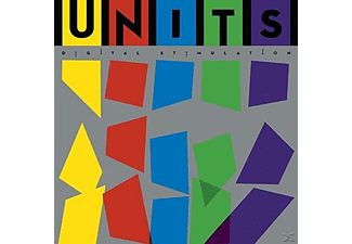 The Units - Digital Stimulation (180g/Remaster/Colour/Poster) [Vinyl]