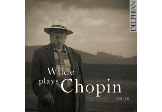 David Wilde - Wilde Plays Chopin Vol.3 [CD]