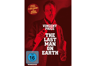 The Last Man on Earth - (DVD)
