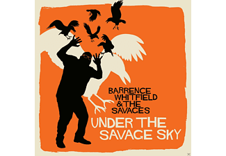 Barrence Whitfield, The Savages - Under The Savage Sky [CD]
