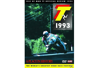 Tt 1993 - a Place in History - (DVD)