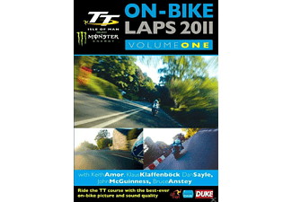 2011 On-Bike Laps Volume One - (DVD)
