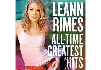 LeAnn Rimes - All-Time Greatest Hits (CD)