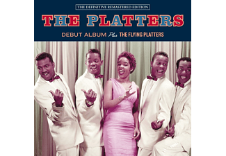 The Platters - Debut Album+The Flying Platters+5 Bonus Tracks [CD]