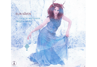 Elin Kaven - Frozen Music (+Dvd) - (CD + DVD Video)