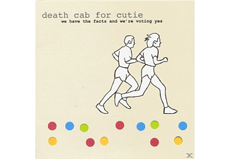 Death Cab For Cutie - We Have The Facts And We're Voting Yes - (CD)