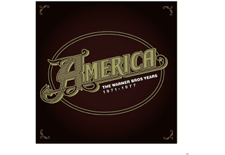 America - The Warner Bros.Yearse - (CD)