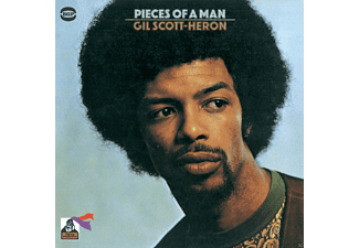 Gil Scott-Heron - Pieces Of A Man (180 Gr.Gatefold Black Vinyl) - (Vinyl)