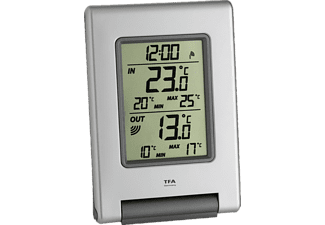 TFA 30.3050.54 Easy Base Funk-Thermometer
