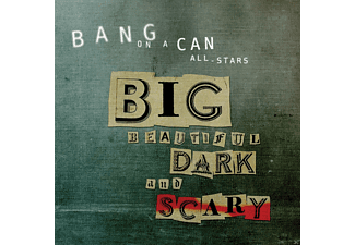 Bang On A Can All-stars - Big Beautiful - (CD)