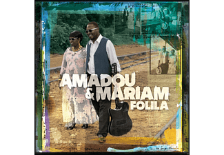 Amadou & Mariam - Folila - (CD)