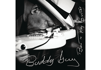 Buddy Guy - Born To Play Guitar - (CD)